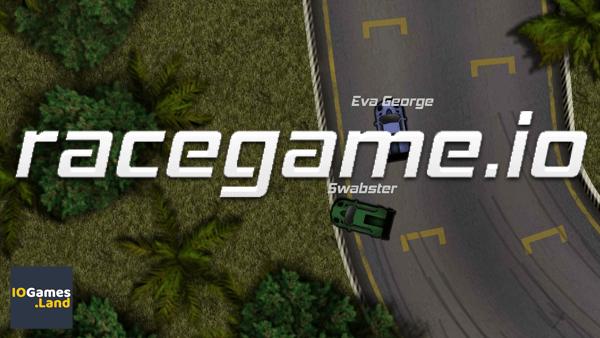 Игра Racegameio