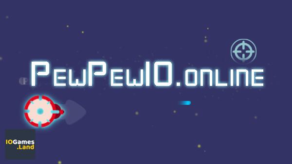 Игра pewpewioonline