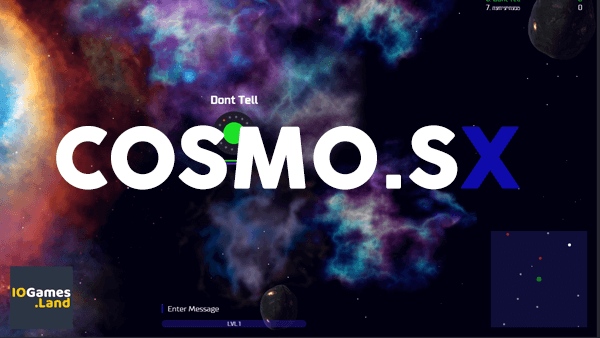Игра cosmosx