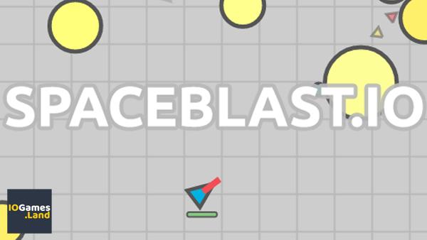 Игра spaceblastio