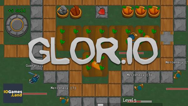 Игра Glorio