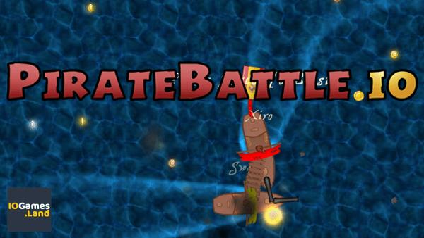Игра PirateBattleio