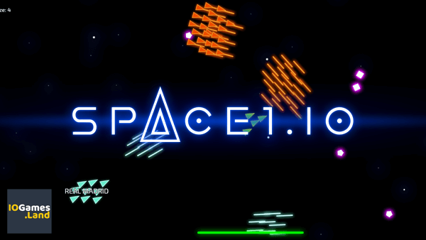 Игра Space1io
