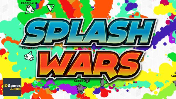 Игра Splashwarsio