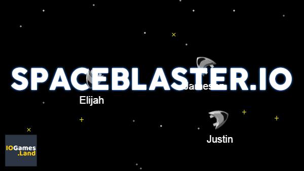 Игра spaceblasterio