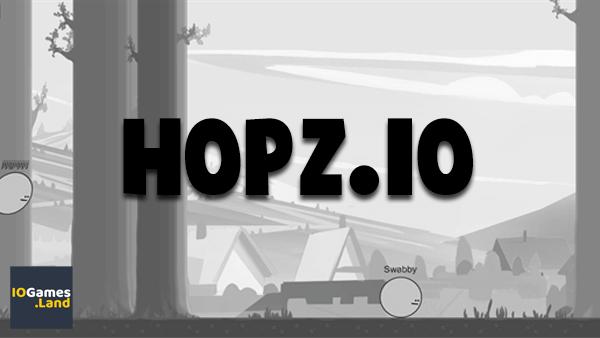 Игра Hopzio